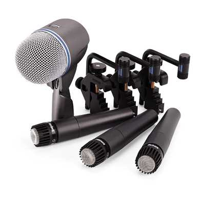 Picture for category Microphone Sets
