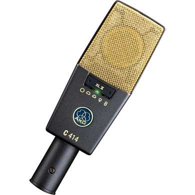 Picture for category Large Dia­phragm Microphones