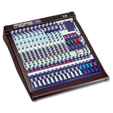 Picture for category Analogue Mixing Desks