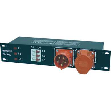 "Picture for category 19"" Rack Mount Power Distribution Boxes"