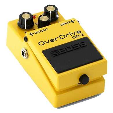 Picture for category Guitar Pedals & Effects