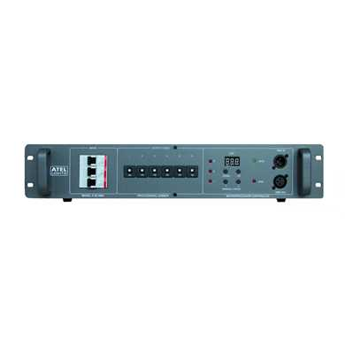 Picture for category Rack Mounted Dimmers