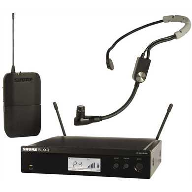 Picture for category Wireless Microphones With Headset Microphone