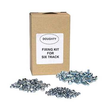 Picture of Doughty T63795 Six Track Fixing Kit