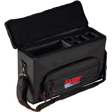 Picture of Gator GM-2W 2 Wireless Systems Bag
