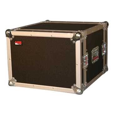 Picture of Gator G-TOUR 8U Standard Audio Road Rack Case 8U