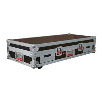 Picture of Gator G-TOUR CDMX912 ATA Wood DJ Flight Case