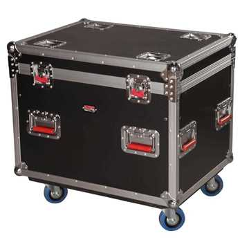 Picture of Gator G-TOURTRK3022HS Truck Pack Trunk with Casters
