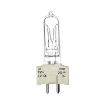 Picture of GE 88444 CP81 Halogen Lamp 300W