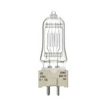 Picture of GE 88464 CP82 Halogen Lamp 500W