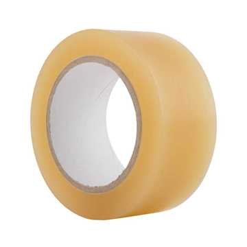 Picture of Le Mark Dance Floor PVC Tape - Transparent Matte