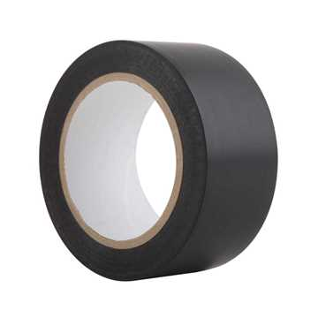 Picture of Le Mark Dance Floor PVC Tape - Black Matte