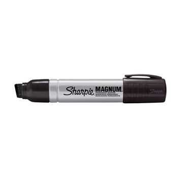 Picture of Sharpie Magnum Marker - Black
