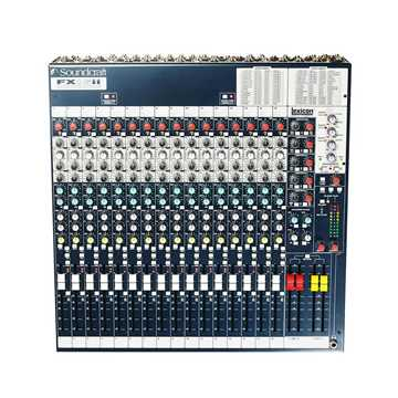 Picture of Soundcraft FX16ii