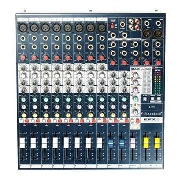 Picture of Soundcraft EFX8