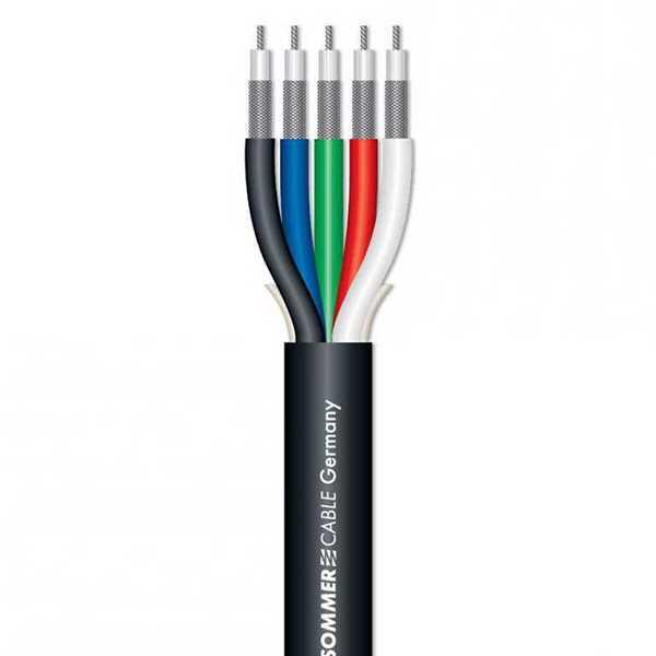 Sommer Transit Mini Flex Video Cable