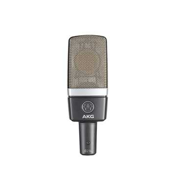 Picture of AKG C214 Microphone