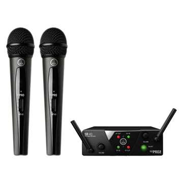 Picture of AKG WMS40 Mini Dual Vocal Set
