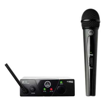 Εικόνα της AKG WMS40 Mini Single Vocal Set