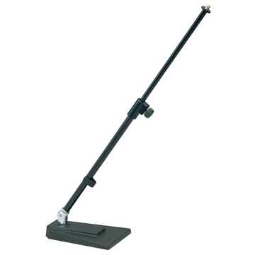 Picture of K&M 23400 Table / Floor Microphone Stand - Black