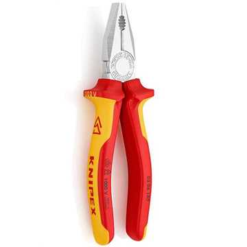 Picture of Knipex 03 06 180 Combination Pliers 1000V