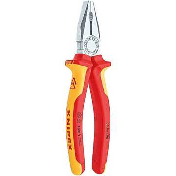 Picture of Knipex 03 06 200 Combination Pliers 1000V