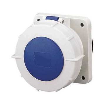 Picture of Mennekes CEE 3380 Panel Receptacle