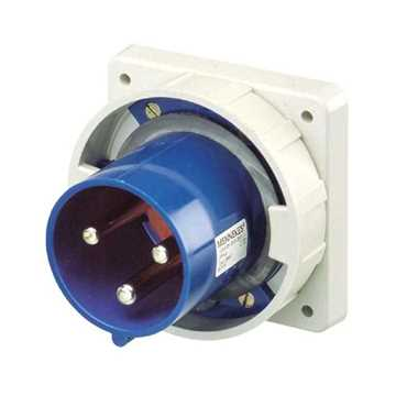 Picture of Mennekes CEE 3665 Panel Plug