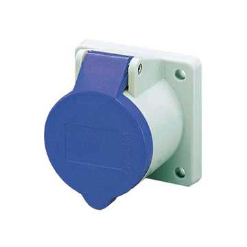 Picture of Mennekes CEE 1363 Panel Receptacle
