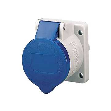 Picture of Mennekes CEE 1619 Panel Receptacle