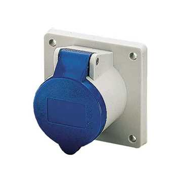 Picture of Mennekes CEE 1395 Panel Receptacle