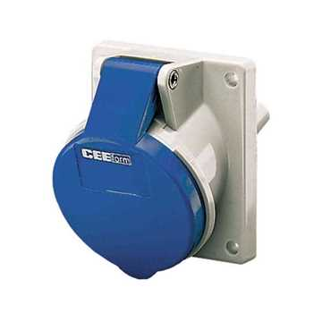 Picture of Mennekes CEE 1492 Panel Receptacle