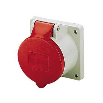 Picture of Mennekes CEE 3451 Panel Receptacle