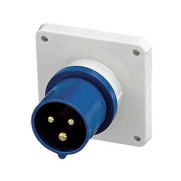 Picture of Mennekes CEE 817 Panel Plug