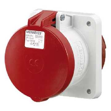 Picture of Mennekes CEE 1252A Panel Receptacle