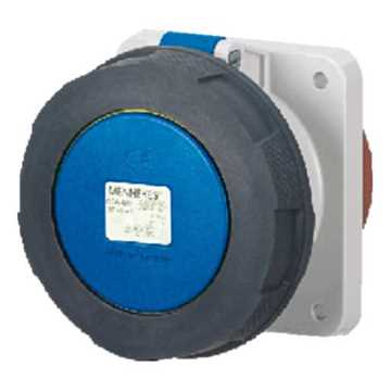 Picture of Mennekes CEE 1264A Panel Receptacle