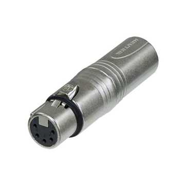 Picture of Neutrik NA3M5F XLR to XLR Adapter