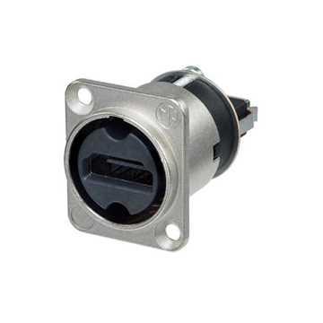 Εικόνα της Neutrik NAHDMI-W Βύσμα Διέλευσης HDMI