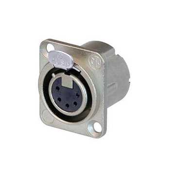 Picture of Neutrik NC5FD-LX 5 Pole Female XLR Receptacle