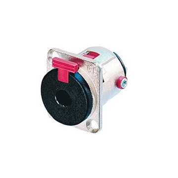 "Picture of Neutrik NJ3FP6C 3 Pole Female 1/4"" Jack Receptacle"
