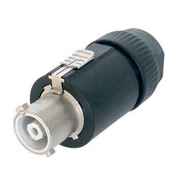 Picture of Neutrik NAC3FC-HC 3 Pole Female Powercon Connector