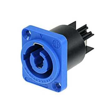 Picture of Neutrik NAC3MPA-1 3 Pole Male Powercon Connector