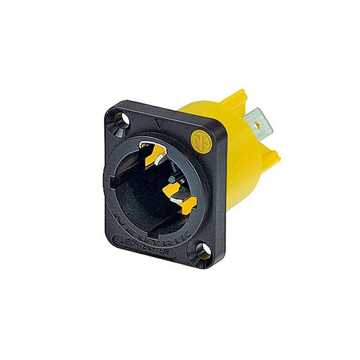 Picture of Neutrik NAC3MPX 3 Pole Powercon TRUE1 Receptacle