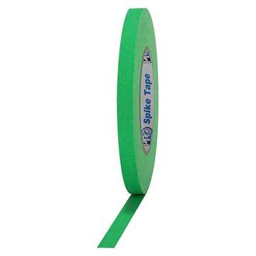 Picture of ProTapes Pro Gaff Cloth Tape 12mm x 25m - Fluorescent Green Matte