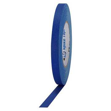 Picture of ProTapes Pro Gaff Cloth Tape 12mm x 25m - Electric Blue Matte