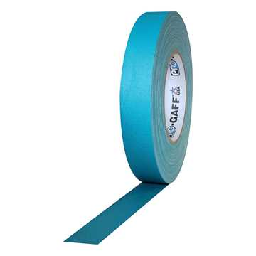 Picture of ProTapes Pro Gaff Cloth Tape 24mm x 25m - Teal Matte