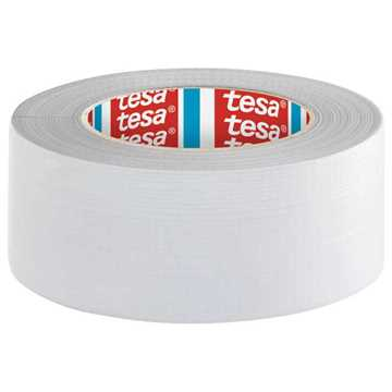 Picture of Tesa 4613 Utility Duct Tape - White