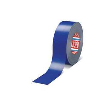 Picture of Tesa 4688 Standard PE Coated Cloth Tape - Blue