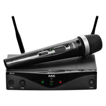 Picture of AKG WMS420 Vocal Set