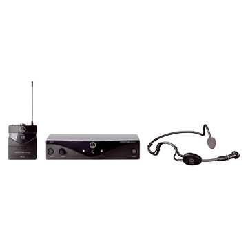Εικόνα της AKG WMS45 Perception Wireless Sports Set